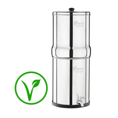 Vegan Eco Gravity Water Filter